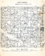Lake Hansha Township, Brown County 1953